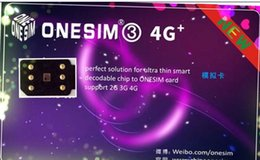 Wholesale Free T Mobile - Free DHL NEW ONESIM 3 4G+ Unlock for US T-mobile,AT&T, Fido & other iPhone carriers GPPLTE RSIM X-SIM