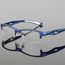 Wholesale Blue Prescription Glasses - Glasses frame brand eyeglasses frames men eye glasses myopia spectacle frames prescription sports glasses tr90 eyeglasses brand TR90 frame