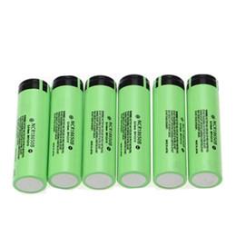 Wholesale High Power Li Ion Battery - 18650 battery cell Genuine NCR18650BE 3.7V 3400mAh Li-ion Battery High Drain Battery for Power Tool