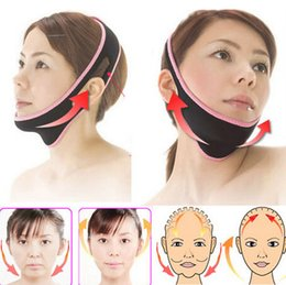 Wholesale Sleeping Hot Massage - 2016 hot sale Face Lift Up Belt Sleeping Face-Lift Mask Massage Slimming Face Shaper Relaxation,Facial Slimming Mask Face-Lift Bandage