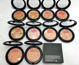 Wholesale Mineralize Skin - 20 PCS FREE SHIPPING MAKEUP 2016 NEW MINERALIZE POWDER ENGLISH NAME AND NUMBER 9g