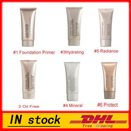 Wholesale Mineral Base Oil - ( In Stock ) - Makeup Laura Mercier Foundation Primer Oil Free Hydrating Mineral Radiance Protect SPF 30 Base 50ml Face Natural Long-lasting