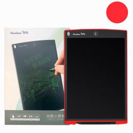 2019 mini obiettivo ipad LCD Writing Tablet da 12 pollici eWriter, Pads per scrittura a mano Tablet Board portatile ePaper per adulti, bambini e Disabili Boardless Board