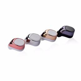 auriculares inalámbricos más pequeños Rebajas Súper Mini Invisible Auricular Bluetooth S630 Auriculares inalámbricos más pequeños portátiles Manos libres para iphone Samsung Teléfono móvil de alisy