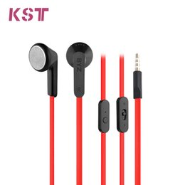 Wholesale Mobile Phone Note3 - Original BYZ S600 Mobile Phone Headphones Noodles Headsets Earphones with Microphone For SAMSUNG GALAXY S3 S4 Note3 Iphone 6 5