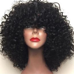 2019 6inch бразильские волосы Красота афро кудрявый вьющиеся короткие Боб кружева фронт человеческих волос парики для чернокожих женщин бразильский Non-remy волос 6 дюймов естественный цвет дешево 6inch бразильские волосы
