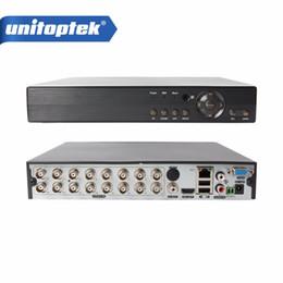 Wholesale 5mp Cameras Cctv - 4Ch 8Ch 16Ch 5 IN 1 Hybrid DVR XVR Support AHD CVI TVI IP Camera Onvif 1080P 3MP 5MP CCTV NVR P2P View