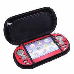 Wholesale Cases For Ps Vita - Black EVA hard Carry Case for ps vita 1000 2000