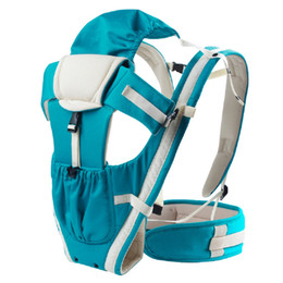 Wholesale Horizontal Baby Carrier - 2016 New Baby Carrier slings Multifunction high-quality Cotton Breathable soft Infant Front Backpacks for 0-20M ,3-20Kg,baby carriers bag