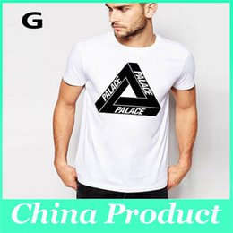 Wholesale Picture Tees - Summer Mens Casual T-shirt Fashion Slim Short Sleeve Crewneck T Shirt Pictures Letter Tees   Tops 2016 Newest