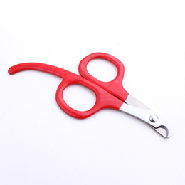 Wholesale Scissors Claws - Pet Nail clippers Supplies Cat Dog Nails Clippers Trimmer Pet Nail Claw Grooming Scissors Cutter WA1260