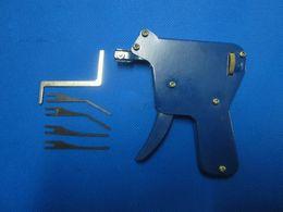 Wholesale Lock Pick Eagle - EAGLE Strong lock Pick gun, LOCKSMITH TOOL lock pick set, door lock opener, padlock tool, cross pick tubular pick key cutter S057