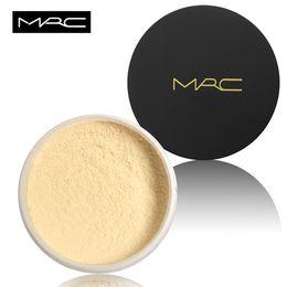 Wholesale Make Up Loose Powder - MRC Face Powder Studio Fix Loosed Powder Brighten Face Powder Make up mineralize skinfinish Loose Concealer 10g maquillage