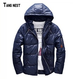 Wholesale Korean Winter Fashion For Male - Fall-2016 Winter Jacket New Arrival Fashion 3 Colors Korean Style Hooded Jackets Men's Warm Comfortable Parka Men For Male MWM1185