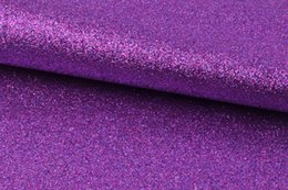 Wholesale Per Cover - DErun colorful fine glitter pu fabric wallpaper factory wholesales 50m per roll generation available glitter wall covering