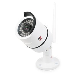 Wholesale Wifi Ip Web Camera - outdoor 1080P ip camera 720P IP Camera Wireless Wifi HD IR night vision Onvif waterproof security bullet network web camera