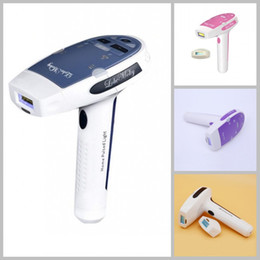 Wholesale Body Skin Tightening - 100-240V Electric Home Painless Laser IPL Hair Removal Instrument Whole Body Laser Machine Home Plused Light