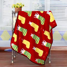 Wholesale Air Conditioner Blanket - Japanese cartoon coral flannel, flannel blanket, air conditioner sofa, small quilt, cartoon pet, children nap blanket, knee blanket,