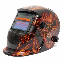 Wholesale Auto Darkening Electric Welding Mask - Top Selling Pro Solar Welding Helmet Auto Darkening Mask Electric Welding Welding Machine For Welders