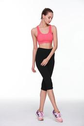 Wholesale Sport Short Pants For Women - Yoga Pants yoga shorts Cropped Trousers Yoga Pants for women New Fashion Women Sports Pants Trousers