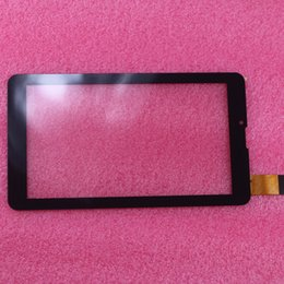 """a23 q88 écran tactile Promotion Numériseur à écran tactile gros-nouveau pour 7 """"Haier G700 3G tablette tactile panneau de verre de remplacement livraison gratuite"""