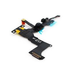 Argentina Nuevo iPhone 5S Parte delantera de reparación de cámara y micrófono Flex Sensor de proximidad Cable flexible cheap mic sensor Suministro