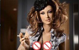 Wholesale Sex Dolls Real Photos - love Oral sex doll sex toys for men Real photo Oral Vaginal dual-use japanese sex doll love doll lifelike silicone sex dolls,