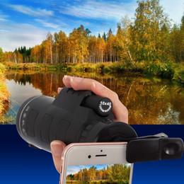 Toptan-42mm Yürüyüş Konser Kamera Lens Zoom Telefon Teleskop Kamera Lens Telefon Tutucu Smartphone Için cheap hiking camera nereden yürüyüş kamerası tedarikçiler