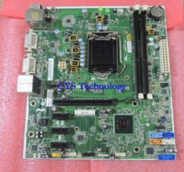 Wholesale Intel H61 Motherboard - Industrial equipment board for H61 desktop Motherboard for H-JOSHUA-H61-uATX 670960-001 Intel H61 S1155 work perfect