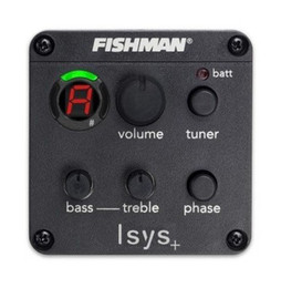 Wholesale Pickups For Guitars - Fishman Pickups ISYS EQ Preamp System for Acoustic Guitar Pickups Free Shipping In Stock