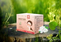 Wholesale Massage Disposable - high quality Self-Heating Hot Steam eye mask Warming Warm Disposable Sleep Eye Mask eye spa eye massage