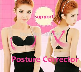 83a90b14ba Wholesale- Women bra shaper Push Up Support Corrector Back underwear Brace  Shoulder Sexy Body Shaper
