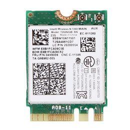 Wholesale intel thinkpad - Wholesale- For IBM ThinkPad X240 X230S T440S T431 intel Wireless-N 7260 7260NGW 7260BN NGFF Wlan Wifi 300Mbps Wireless Card Network Adapter