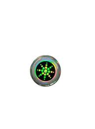радиационный наклейка телефона Скидка 2016 горячая realy работа мобильный телефон анти излучения блестящий стикер, квантовый shiled скалярная энергия анти излучения чип 30 шт. / лот