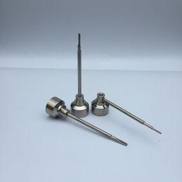 Exklusive kappen online-Neuer freigegebener Nagel-Nagel-Zerstäuber-Ausrüstungs-Titan-Carb-Kappe 2500MAH Rechargeble-Batterie-Nagel-bewegliches Gerät-Exklusives Kasten-Nagel-Nagel