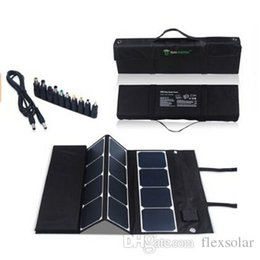 Wholesale Solar Cell Make - 180W Folding solar panel charger pack made with high efficiency Monocrystalline flexible solar cell panel