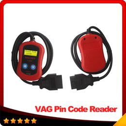 Wholesale Vw Pin Code Reader - 2016 Hot Sale 100% Guaranteed VAG PIN Code Reader Key Programmer Device via OBD2 free shipping