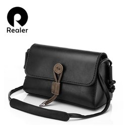 Realer 2016 Spring Summer Women Shoulder Bag Handbag Trendy Crossbody Bag  For Girls Lady Small Messenger Clutch Bags inexpensive trendy cross body  bags ee59f4d1a1897