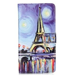 Wholesale Artistic Leather - Artistic For LG G4 Stylus Case Cover Flip Wallet Leather Case For LG G4 Stylus Ls770 G Stylo G4 Note