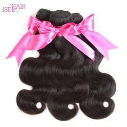 Wholesale Cheap Hair Bundles Online - Brazilian Virgin Hair Body Wave Cheap Online Brazilian Vietnamese Russian European Body Wave Hair Weave Bundles Human Hair Weft Extensions