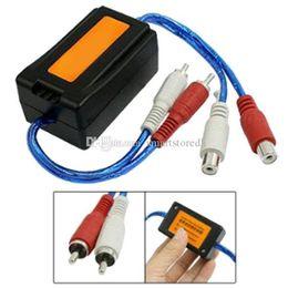 12 В постоянного тока питания предварительно проводной черный пластиковый аудио фильтр питания для автомобиля M00024 карты от Поставщики спортивные наушники bluetooth