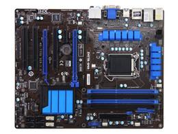 Wholesale Msi Motherboard I7 - ZH77A-G43 Original Used Desktop Motherboard H77 Socket LGA 1155 i3 i5 i7 DDR3 32G SATA3 ATX