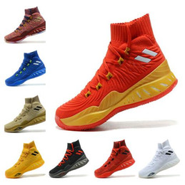 Wholesale Parker Top - hot sales Crazy Explosive 17 PK All Star Game candace parker Basketball shoes Top Quality Explosive boot free shipping size40-46