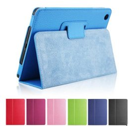 Wholesale Tab3 Accessories Wholesale - uxury Book Flip Leather Case Tablets Notebook Accessories Stand Holder Sleeve Cover Magnetic For Galaxy Tab A T550 T800 T700