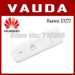 Wholesale Unlocked Usb Modem Huawei - Wholesale- Unlocked Huawei E3272 Cat4 4G LTE FDD TDD USB Modem 150Mbps PK E3372 K5150 E392