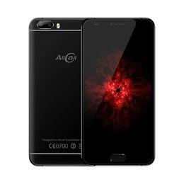 Wholesale Cheap 16gb Mp3 - Wholesale Cheap Dual Back Cameras 3G Smartphone 5 Inch Android 7.0 Quad Core 1GB RAM 16GB ROM Fingerprint 2400mAh Battery AllCall Bro