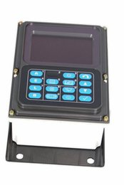 Wholesale Excavator 12 - Free shipping !Excavator monitor 7835-12-3007   display screen apply to Komatsu PC200-7 PC210-7K PC300-7 PC400-7 excavator parts