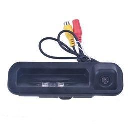 Wholesale Ford Hatchbacks - For Ford rear mounted camera, CCD HD for Ford hatchback sedan, 20122013 car