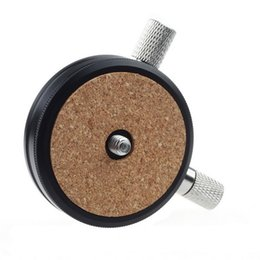 "Wholesale Quick Release Plate Adapter - Wholesale- QR-02 Quick Release QR Plate 1 4"" 3 8"" Screw Adapter Fr Ballhead Tripod Monopod"