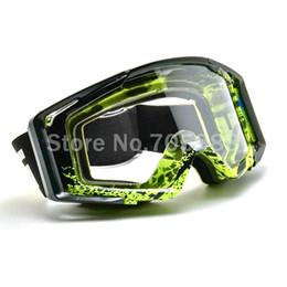 Wholesale Gafas Ski - Motorcycle Accessories Snowboard Ski Men Outdoor Gafas Casco Moto Motocross Goggles Glasses Windproof Color Goggle For Helmet